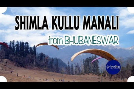 Bhubaneswar to Shimla Kullu Manali Couple Tour Package Infographic