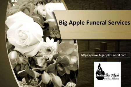 Big Apple Funeral Services Infographic