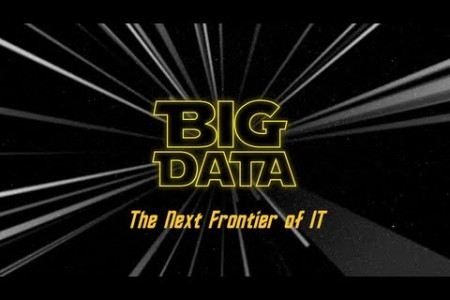 Big Data - The Next Frontier of IT Infographic
