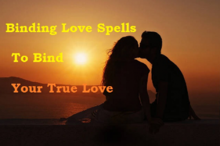 Binding Spells for Love to Return and Friendship Infographic