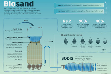 Biosand Filter Infographic