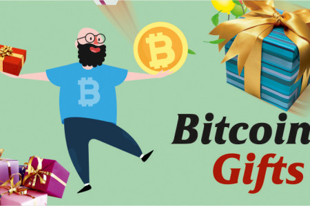 Bitcoin Gifts: Best Bitcoin Gift Ideas for Bitcoin Lovers Infographic