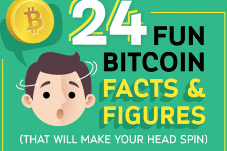 Bitcoin Infographic: 24 Fun Bitcoin Facts And Figures (That Will Make Your Head Spin) Infographic
