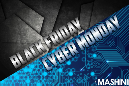Black Friday & Cyber Monday 2015 Deals For Bloggers Infographic