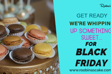 Black Friday Deals - Birthday Cakes Near Me Infographic