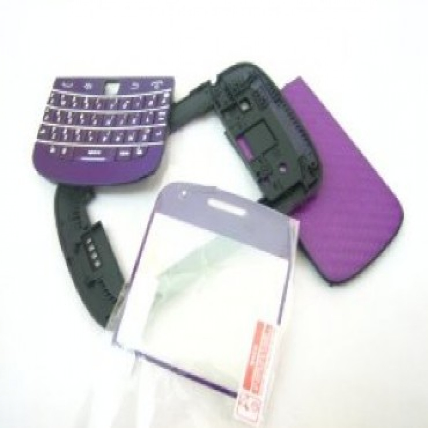 Blackberry Bold 9900 Replacement Housing Frame Cover  Infographic