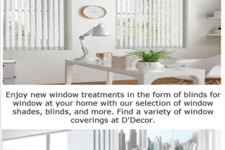 Blinds For Windows Infographic