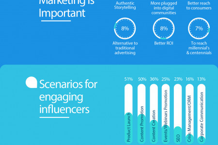 Blogmint's Influencer Marketing Outlook 2017 - Brand Side Infographic