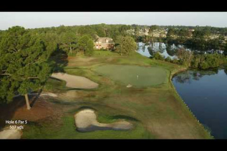 Blythewood Country Club Infographic