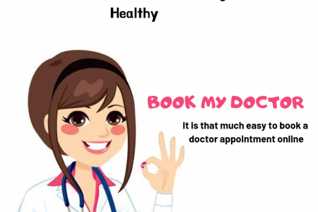 Book My Doctor: Reach At Your Health Needs Infographic