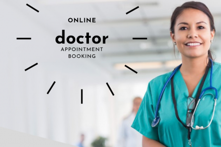 Book My Doctor: Regain your health by the best care Infographic