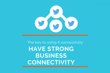 Boost Your Business With Simple Twitter Tips- infographic Infographic