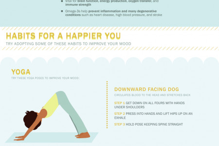 Boost Your Mood Naturally Infographic