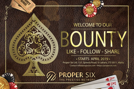 Bounty Offer Infographic