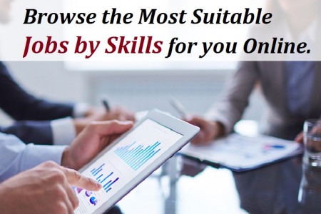 Browse the Most Suitable Jobs by Skills for you Online. Infographic