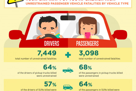 Buckle Up! Infographic