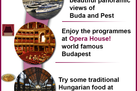 Budapest City Breaks | Cheap Holidays Deals for Budapest | Book It Now Infographic