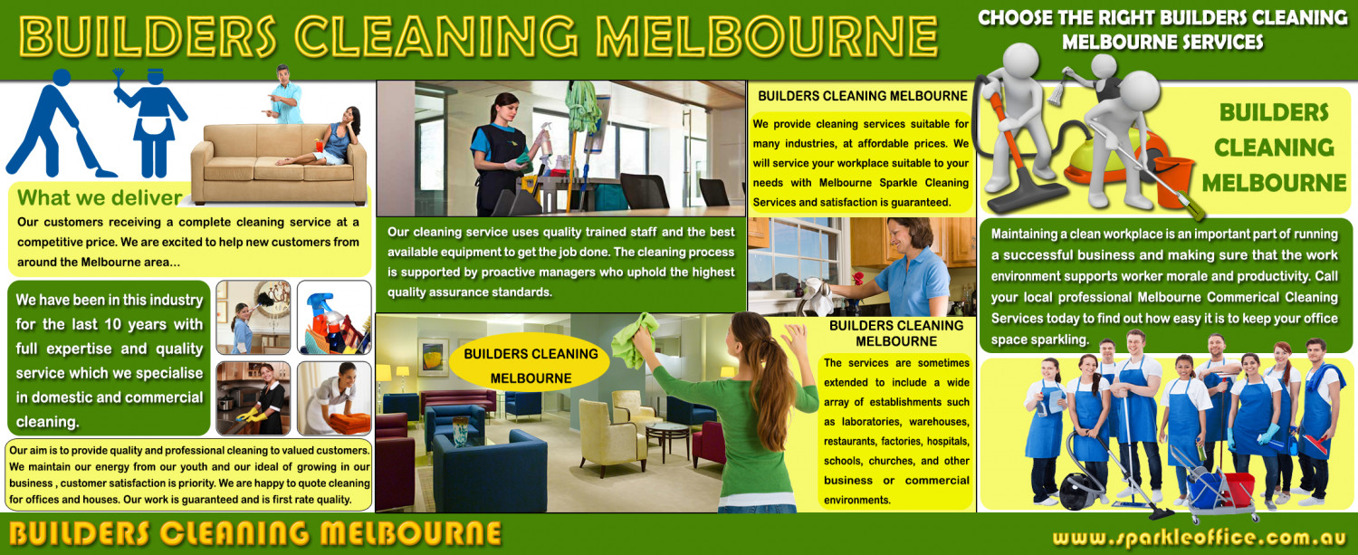 Image result for Builders cleaning Melbourne