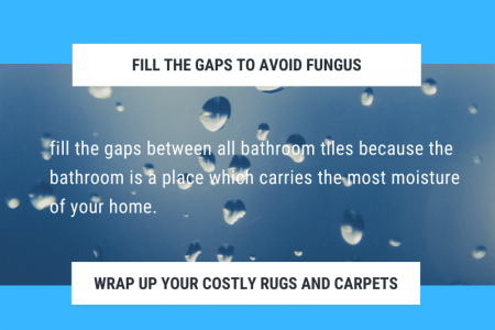 builders thrissur | Monsoon tips Infographic