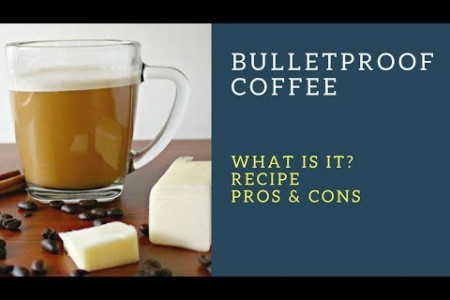 Bulletproof Coffee in Australia Infographic