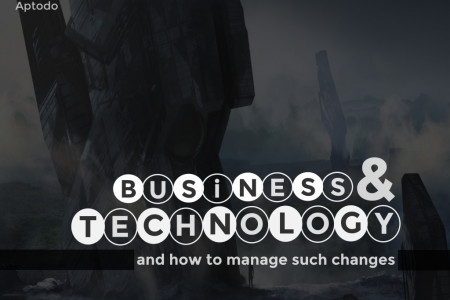 Business and technology | how to manage such changes Infographic