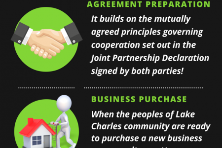 Business Law Attorney In Lake Charles Infographic