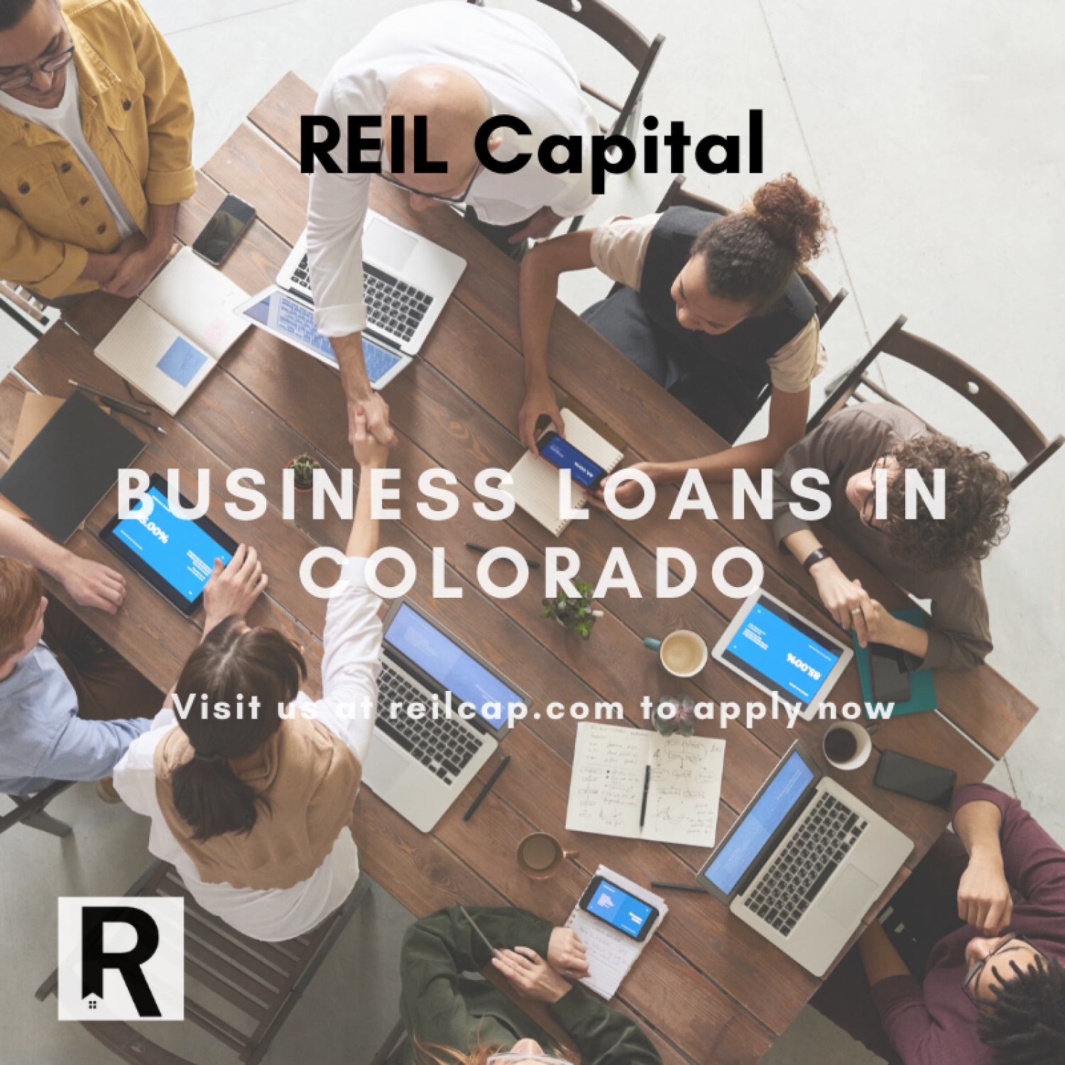 Business Loans in Colorado Infographic