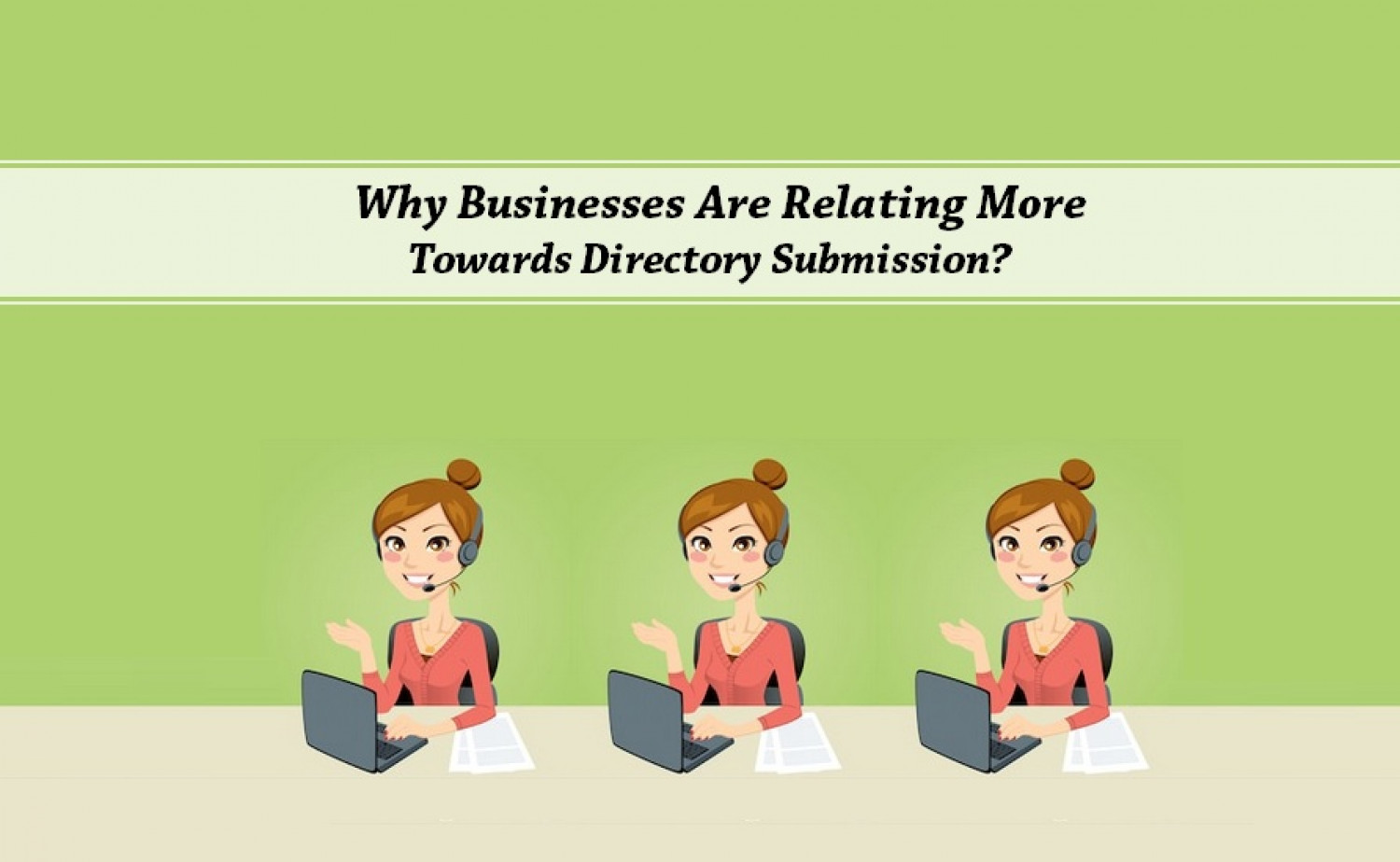 Businesses Are Relating More Towards Directory Submission Infographic
