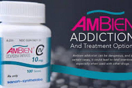 Buy Ambien Online Without Prescription  Infographic