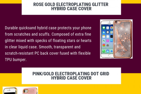 Buy Apple iPhone 6S Cases Infographic
