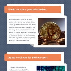Secure methods to buy bitcoin without verification at https://ownrwallet.com/  If you think that buying bitcoin without verification is a tough task,