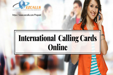 buy calling cards online available in affordable price infographic - International Calling Cards Online