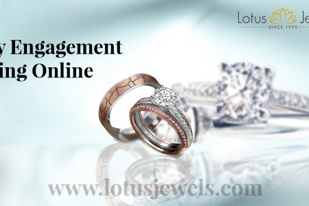 Buy Engagement Ring Online Infographic