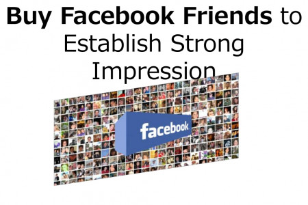Buy Facebook Friends Infographic