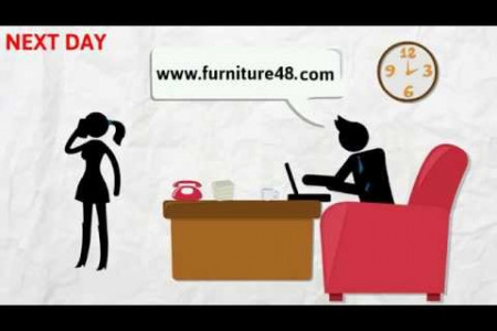Buy Furniture Online From best showrooms in Delhi, Gurgaon,  Noida, NCR - Furniture48.com Infographic
