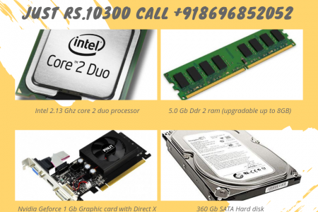 Buy Gently Used CPU Dell Optiplex 745 Infographic