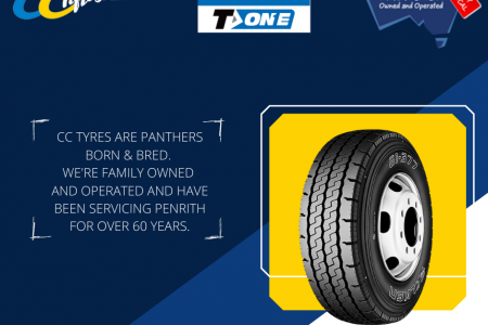 Buy Light Truck Tyres In Penrith Infographic