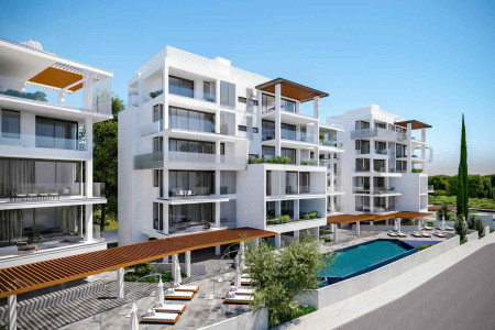 BUY LUXURY APARTMENT IN PAPHOS Infographic
