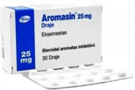Buy online Aromasin - 25 mg from All Day Chemist   Infographic