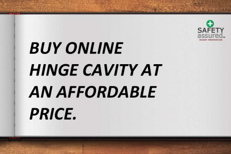 Buy online hinge cavity at an affordable price. Infographic
