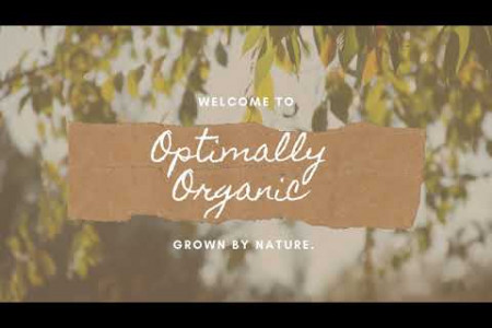 Buy Organic Health Products - Optimally Organic Infographic