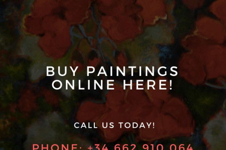 Buy Painting Online| Europe :- Uniquearthhouse Infographic
