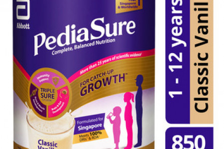 Buy Pediasure Vanilla from Wholesale Supplier in The Netherlands Infographic