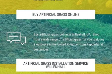 Buy Premium Artificial Grass Online in UK  Infographic