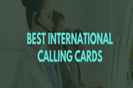 Buy Prepaid International Calling Cards Online Infographic