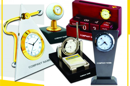 Buy Promotional and Corporate Clocks and in Bulk Wall Clocks Logo Printing Online in India Infographic