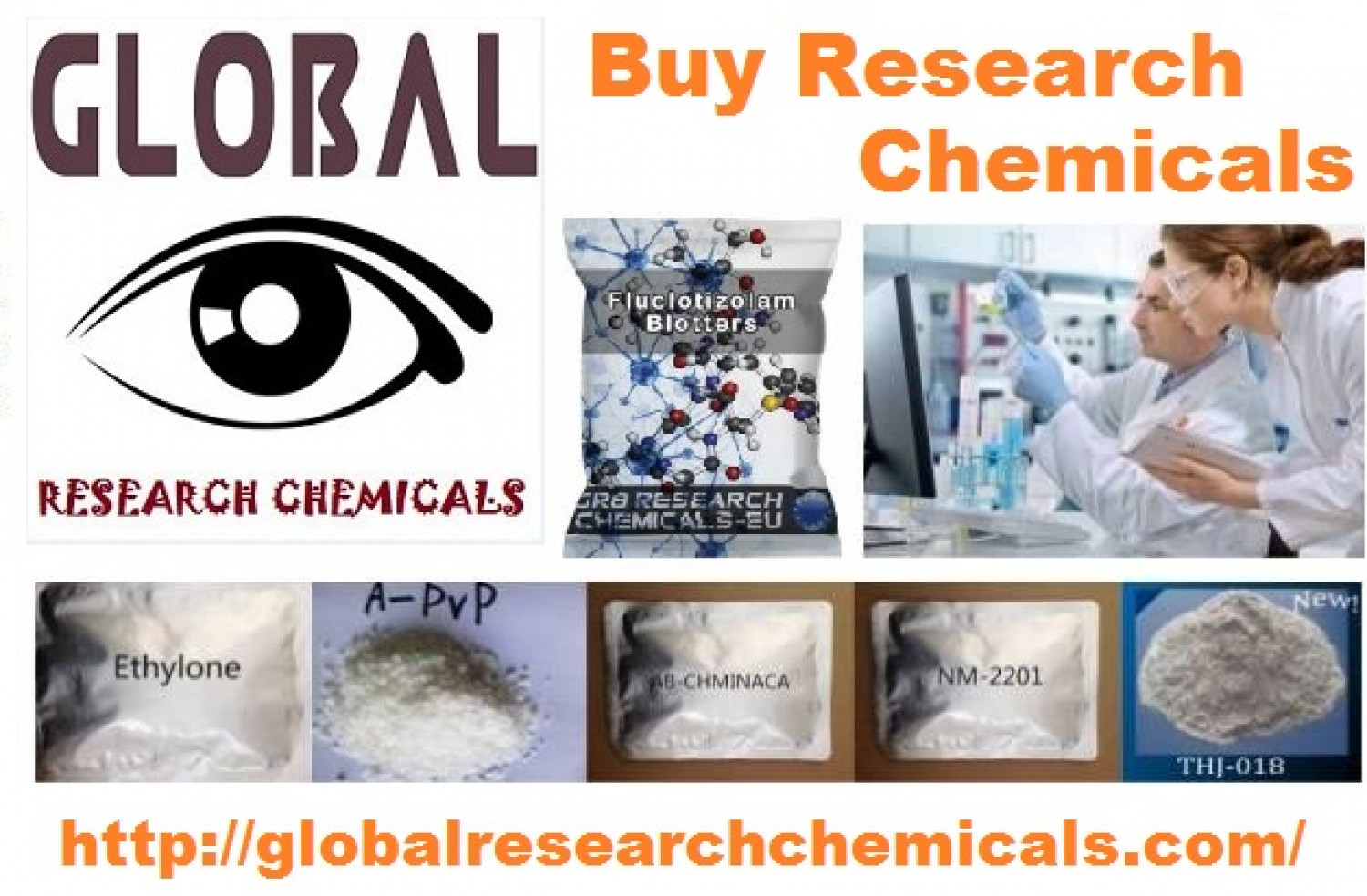 Buy Research Chemicals online Infographic