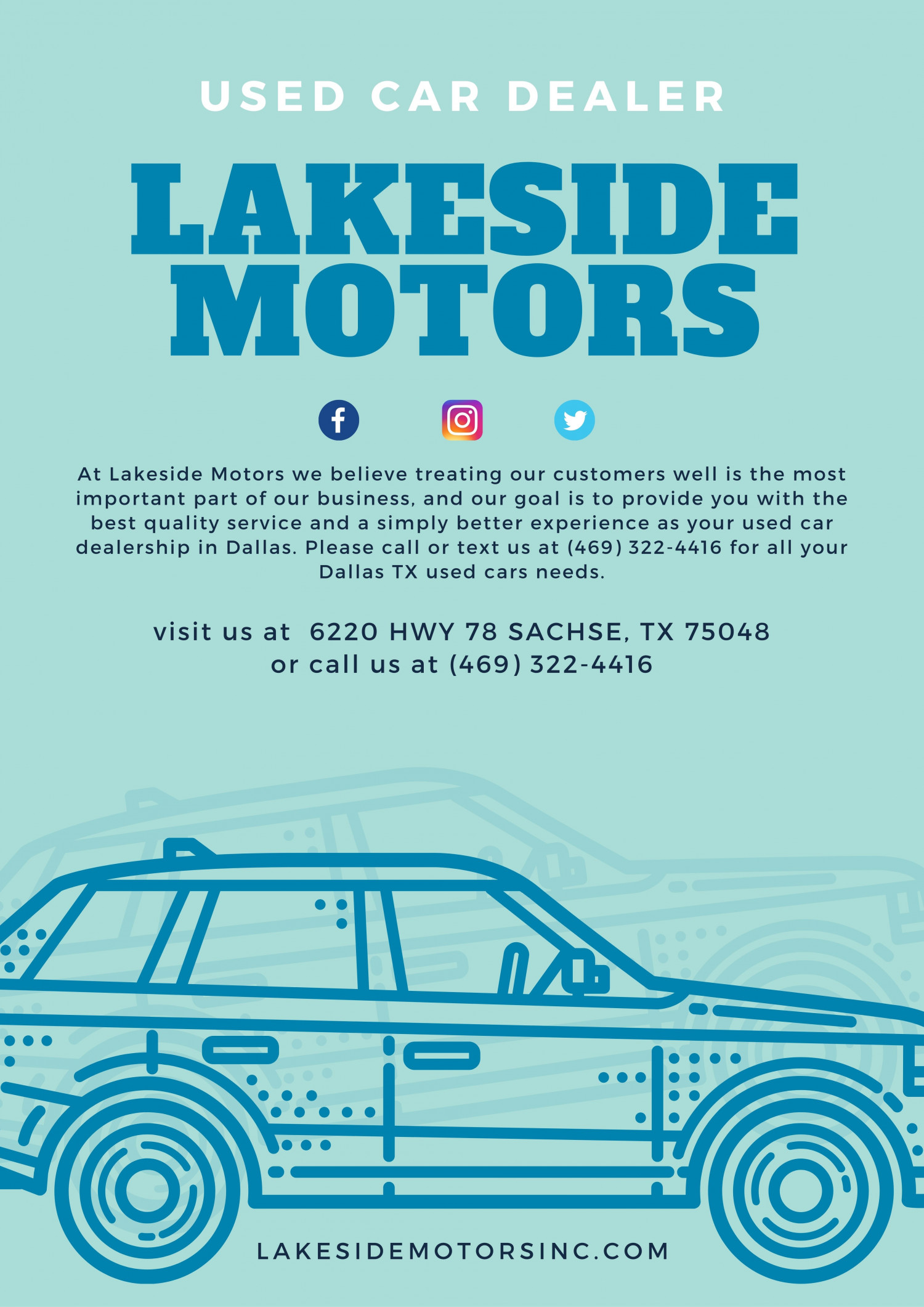Buy Used Cars for Sale Infographic