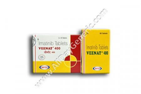 Buy Veenat 400 mg Infographic