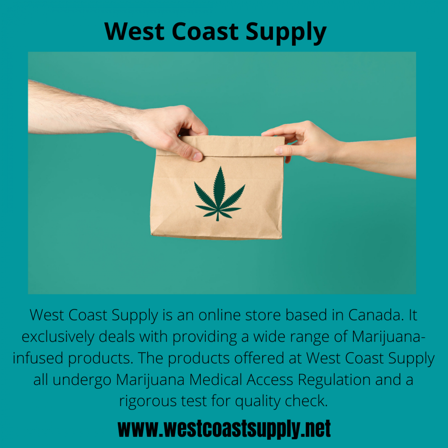 Buy Weed Online At Canada Infographic